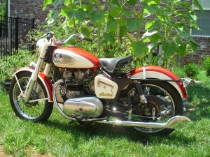 Royal-Enfield-Indian Tomahawk '1958
