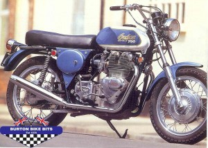 Indian-Italjet-Enfield Interceptor 750cc