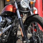Harley_Blackline_fork_front_wheel