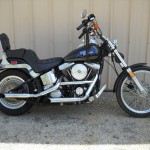 Softail custom 1989