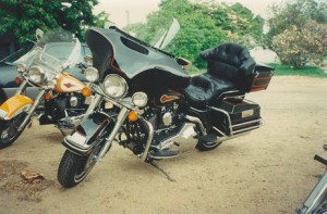 Harley Davidson Electra glide Classic 1993